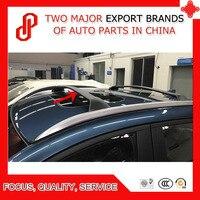 Высокое качество 1 пара черный цвет алюминиевый сплав крыши автомобиля перекладина для Mazda CX 3 cx3 2017 2018