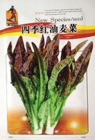 Free Shipping Garden Red Leaf lettuce Seeds Vegetables,5g/bag  about 30 days Harvest Four Season lettuces Plant seeds