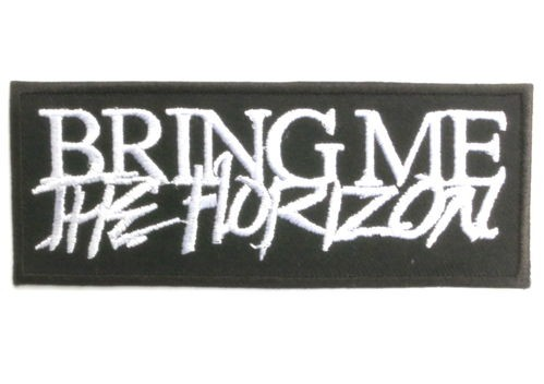 Bring Me the Horizon Patch Rock Metalcore Band