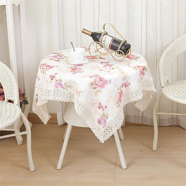Online Shop Function Table Cloth Home Decorations Tea Desk TV Table - Office desk table cloth