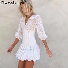 Ziwwshaoyu sukienka na damska