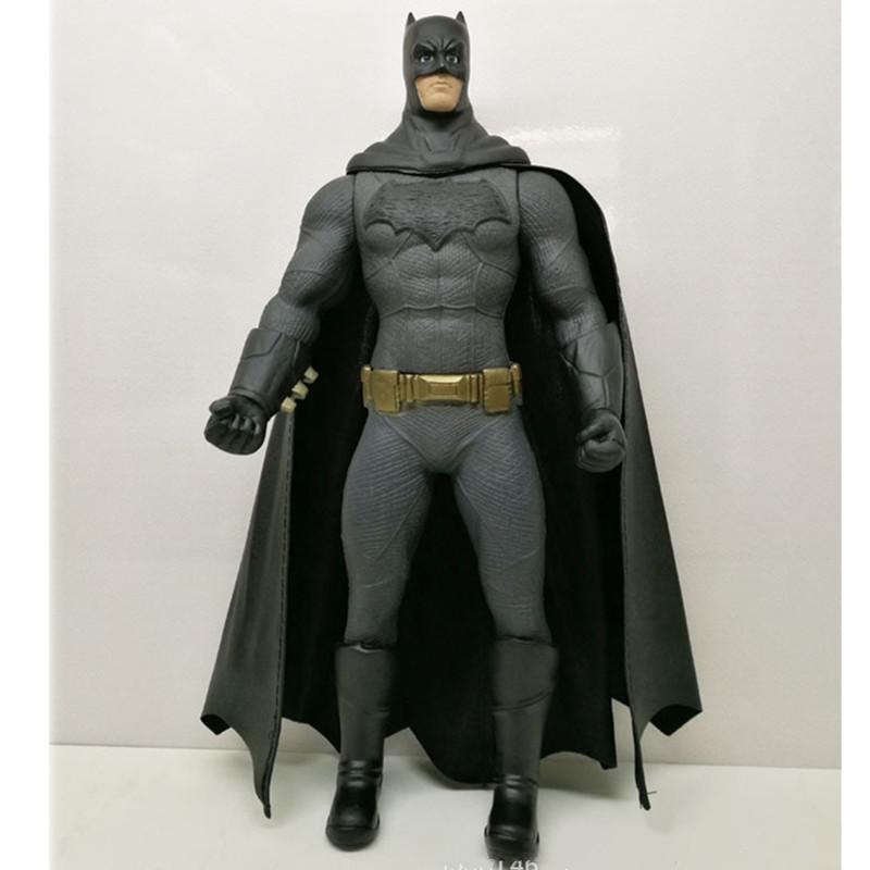 Justice League 12Inch Anime Figure The Avenger Batman Decoration Action Figure Collectible Model Toy Creative Gift For Boy L431 15cm anime figure the avenger batman movable action figure collectible model toys for boys