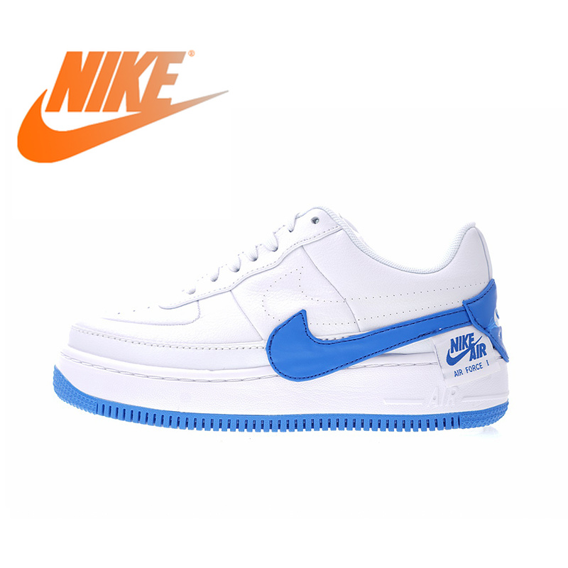 Original Authentic Nike AIR FORCE 1 AF1 Men's Skateboard Shoes Outdoor Fashion Classic Sports Shoes Breathable New AA4083 103