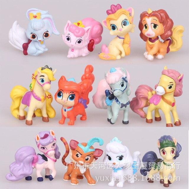 Aliexpress.com : Buy 12pcs/lot 5CM LPS Palace Pets PVC