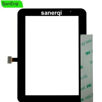 "SanErqi 10PCS Touch Panel Screen Digitizer For SAMSUNG GALAXY Tab 2 P3110 P3100 Display 7.0"" Glass Sensor Lens Touchscreen"
