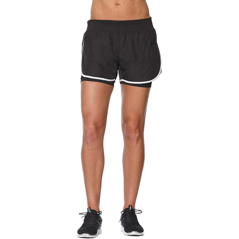 Shorts ASICS 141124-0904 sports and entertainment for women sport clothes