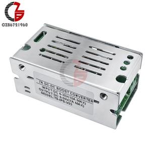 200W 10A 6-35V to 6-55V DC-DC Boost Converter Step Up Booster Voltage Regulator Power Converter Transformer Supply Module 12V(China)