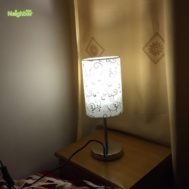 Hot Selling Table Lamps For Bedroom Home Living Room Small Table