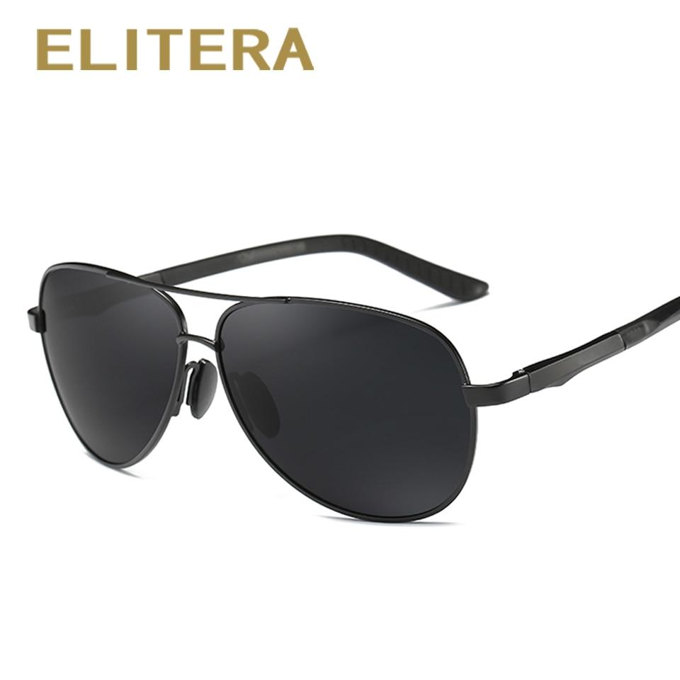 0012445eb60f0d ELITERA Aluminium Magnesium Brand Gepolariseerde Zonnebril Mannen Nieuwe  Ontwerp Vissen Rijden Zonnebril Eyewear Oculos Gafas De Dus E210 in ELITERA  ...