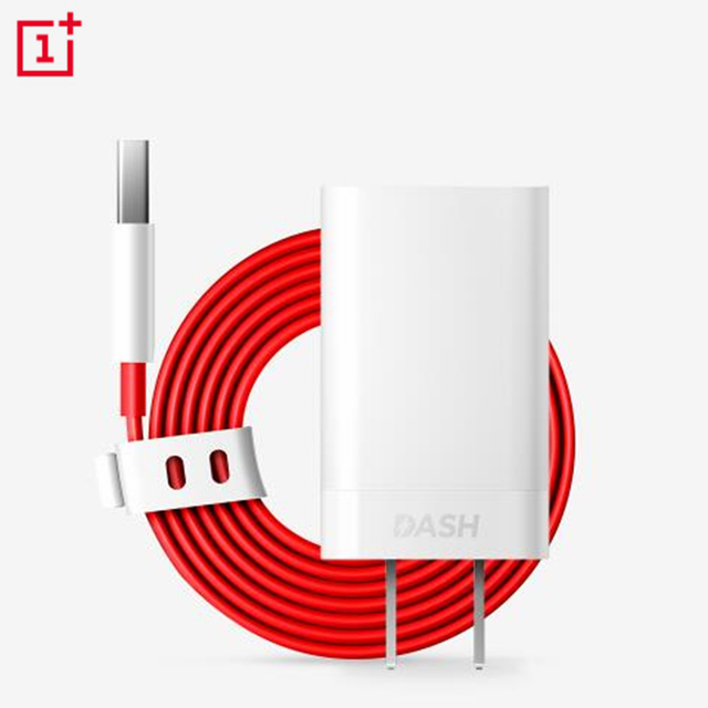 Original Oneplus 5t 3t Dash Charger Adapter Type C Data Cable