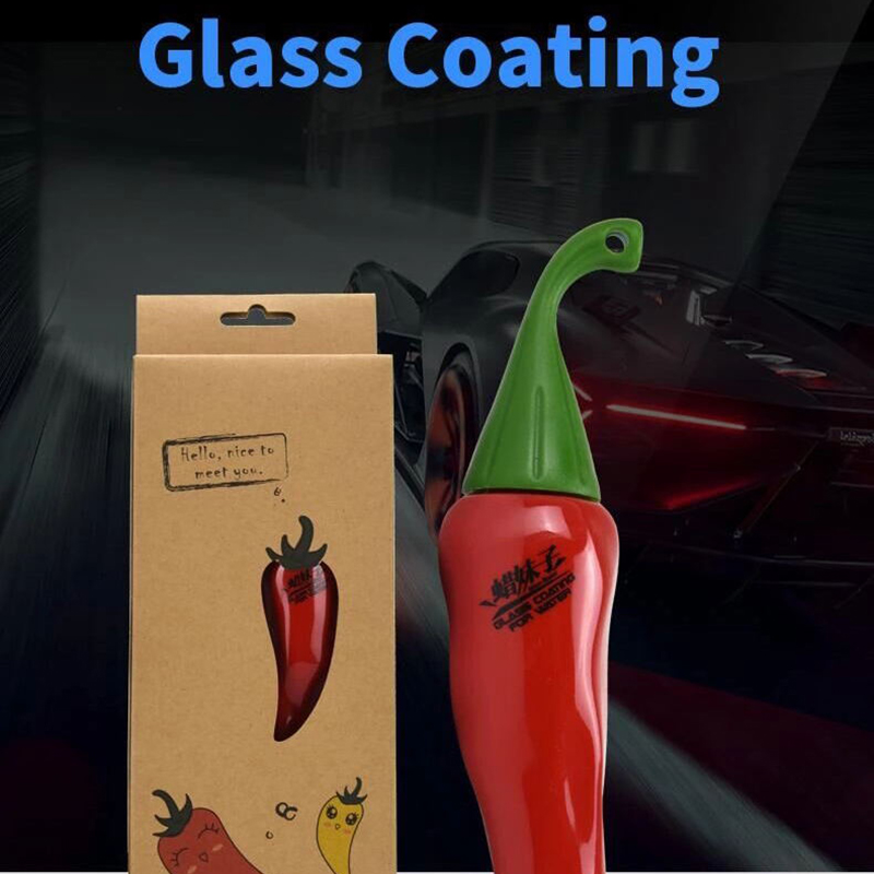 Super Hydrophobic Spray Glass Protection Coating With Vehicle