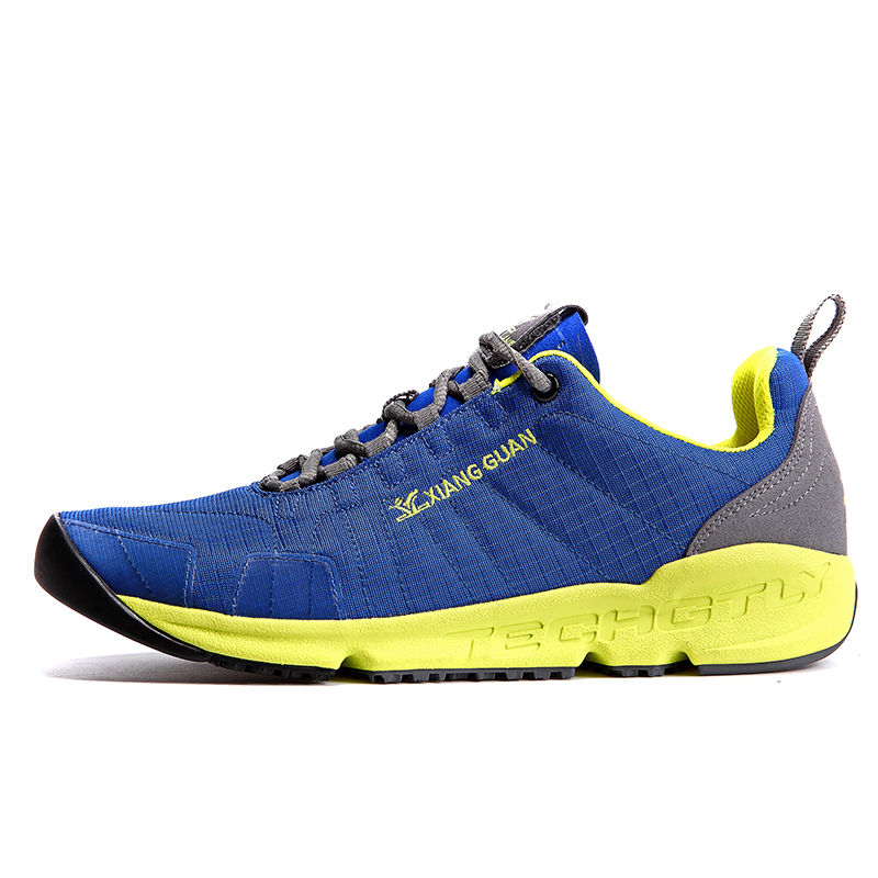 High Quality Mens Sports Outdoor Running Shoes font b Sneakers b font For Men Blue Color