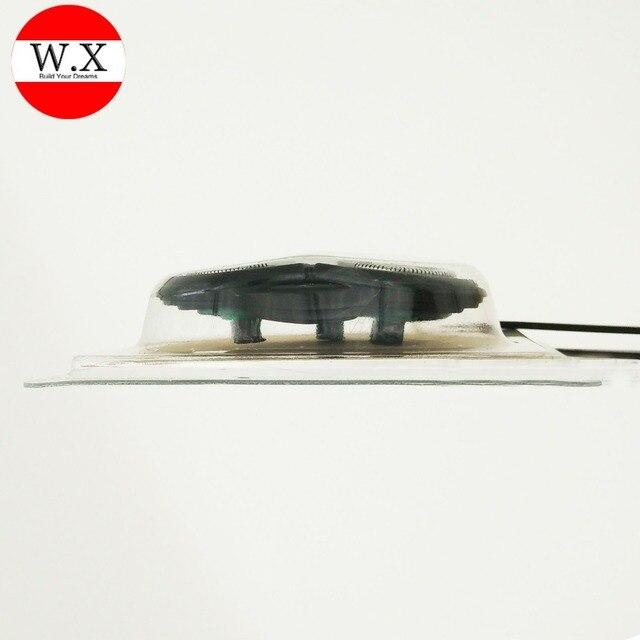 Nuevo para PHILIPS Shaver RQ11 SENSOTOUCH 2D cabezales de afeitado  cuchillas láminas RQ1145 RQ1150 RQ1160 RQ1170 c2b0db8542ef