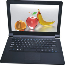 Ultraslim Intel Atom x5-E8000 CPU 11.6inch 1.04GHz RAM 4G+120G M.2 SSD Quad Core Laptops Co