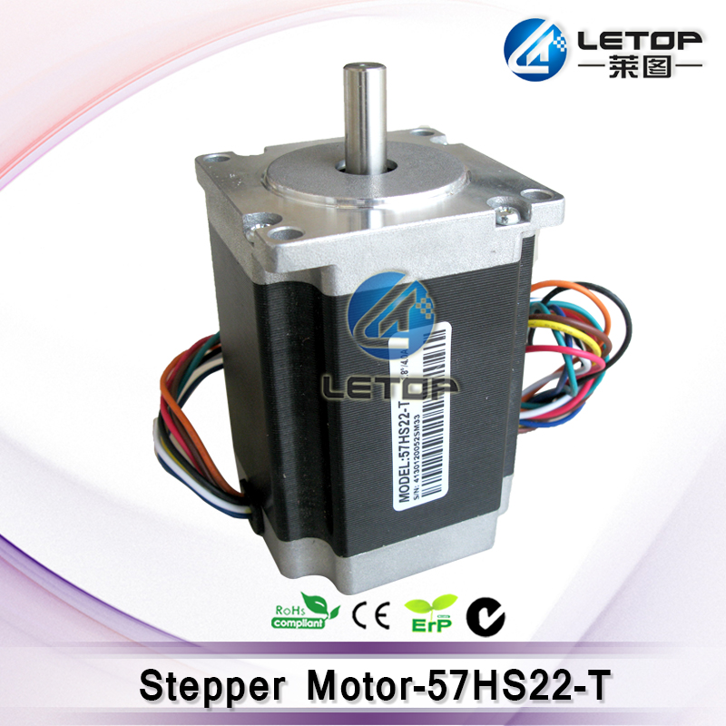 Low price!!!LEADSHINE 57HS-22-T stepping motor for solvent printer yjhifi high end audio noise filter ac power conditioner power filter power purifier with eu outlets