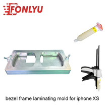 Bezel Frame Laminating Mold (With Glue Gun And Glue)For iphoneXS LCD Repairing Tool