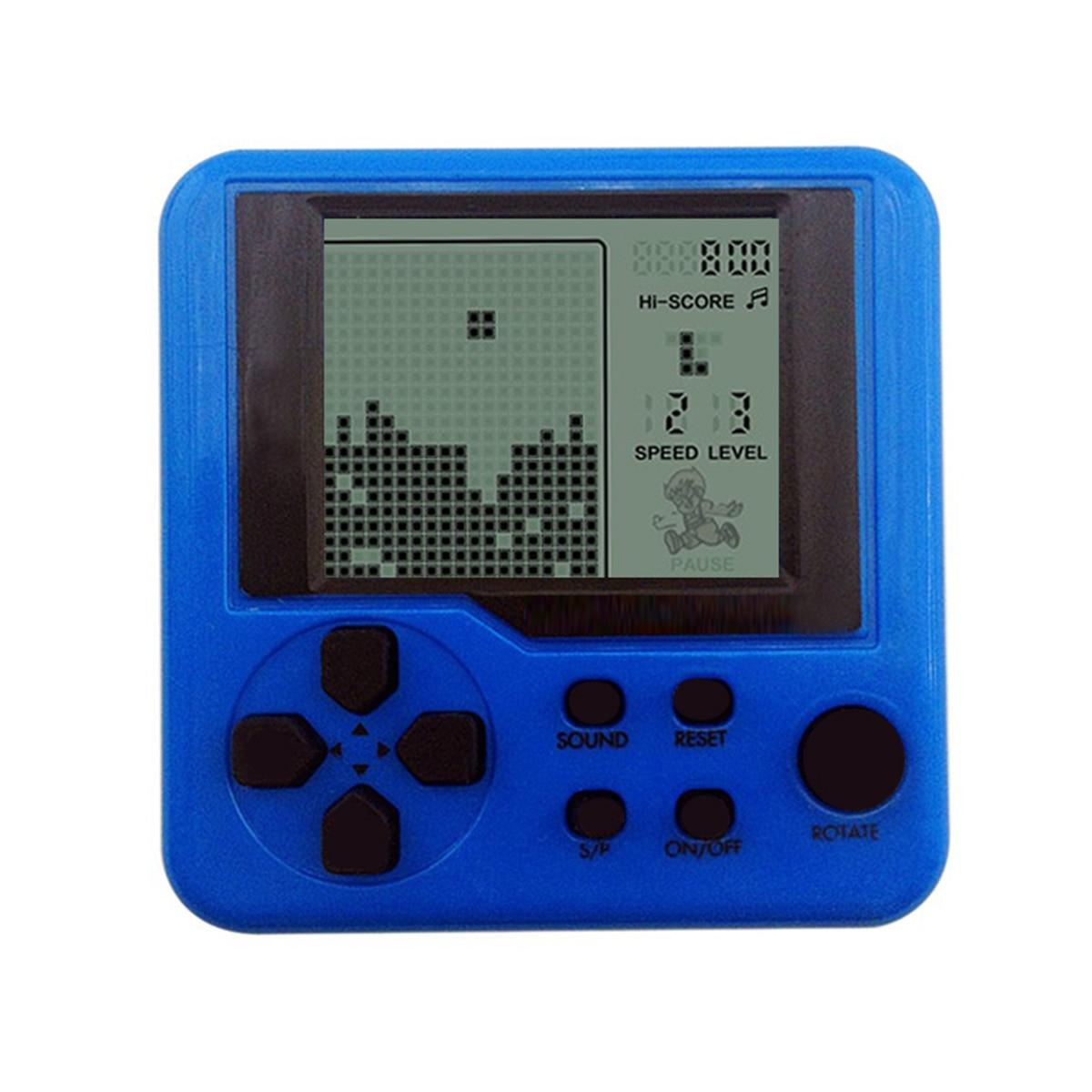 Tetris Retro Portable Handheld Game Console Puzzle Classic Kids Toy UK Special