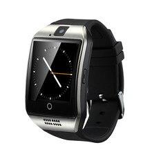 2016 neueste SmartWatch Q18 Armbanduhr mit Touchscreen Kamera TF Karte Bluetooth Smart Uhr für Android phone qualität