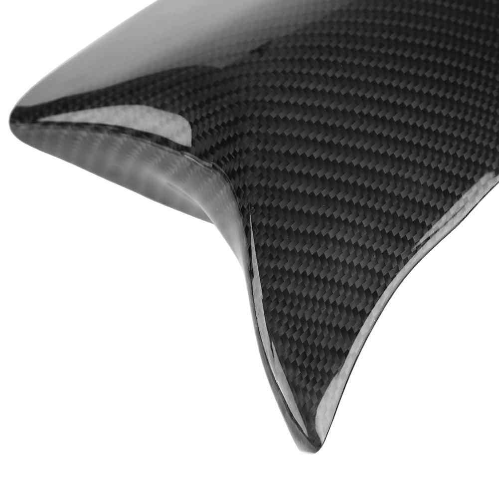 1 пара M Стиль заменить углеродного волокна Зеркало Обложка для BMW 5 6 7 серии F10 F07 F06 F01 14-16