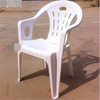 Eco friendly HDPE Beach Chairs Outdoor plastic leisure chair