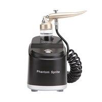 OPHIR Facial Beauty Equipment SPA Airbrush Compressor Kit LED Oxygen Airbrush Water Oxygen Skin Rejuvenation Machine