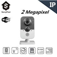 МП Беспроводной Крытый Безопасности IP Камеры Full HD 1080 P Wi-Fi Камеры Наблюдения для Дома CCTV Камеры с ИК-вырезать IPC3412-W