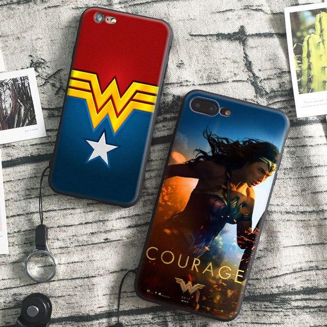 coque iphone 6 wonder woman