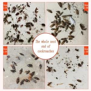 Image 3 - Простая и эффективная гелевая приманка для уничтожения тараканов, от тараканов, репеллент, борьба с вредителями, 12 шт./1 коробка