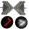 2PCS/Lot!! 33 SMD Sequential Led Lights Arrows Lamp Indicator Safe led Panels Car Side Mirror Turn Signal 33 LED