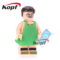 20Pcs KL058 Building Blocks Breaking Bad Designer Walter White Jesse Pinkman Super Heroes Action Bricks Best Children Gift Toys
