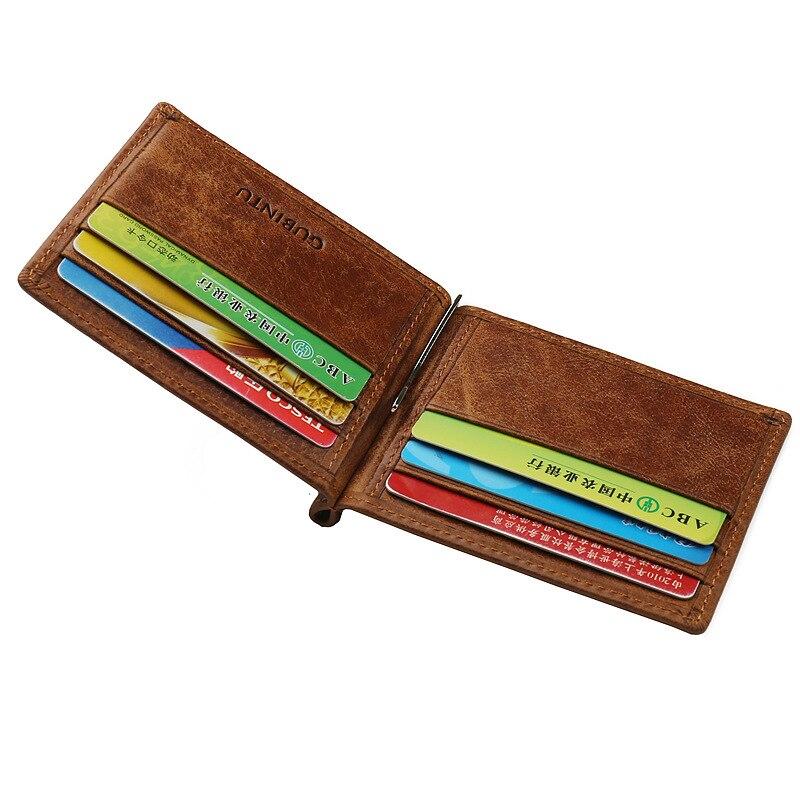 gubintu famosa marca dos homens Composição : Genuine Leather