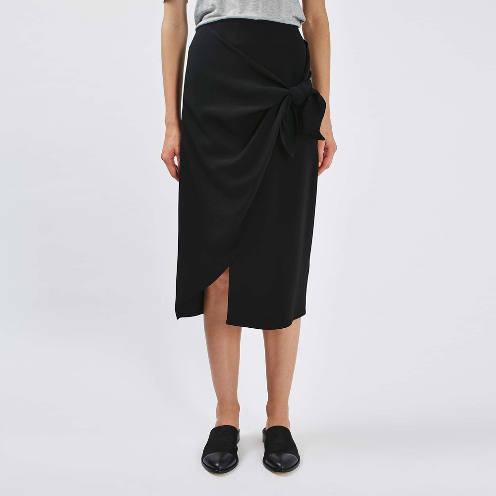 Online Get Cheap Calf Length Black Skirt -Aliexpress.com   Alibaba ...