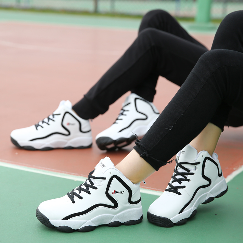 Basketball Shoes For Men Breathable New Sneakers Lights Women Wearable Comfortable Shoes AA20317