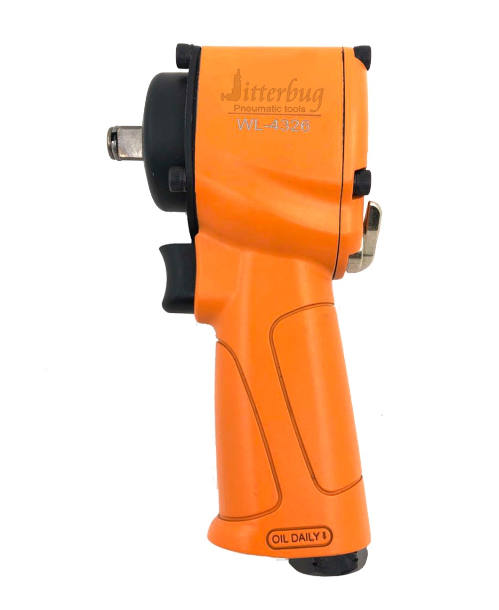 Jitterbug 1 2 Inch Mini Pneumatic Air Impact Wrench Car Repairing Cars
