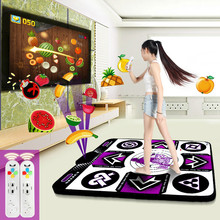 Cdragon de danse tapis pad à détecteur de mouvement 11mm sans fil pour Ordinateur/TV remise en forme de Jeu livraison gratuite