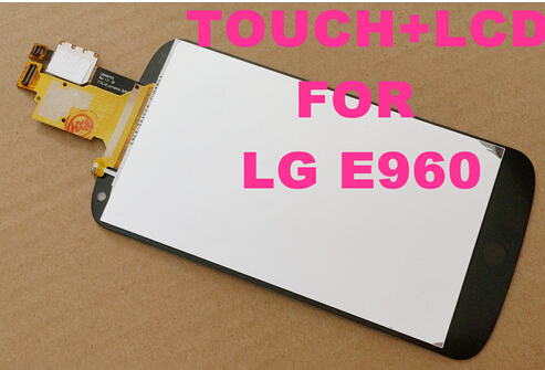 ФОТО Newest LCD Display and Touch Screen Digitizer Assembly For LG Google Optimus Nexus4 LG E960 with 100% tested