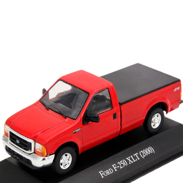 Altaya  Scale Ford F  Pickup Trucks Carscast Models Limited Edition Toys Gift Ixo