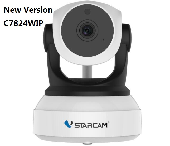 VStarcam C7824WIP HD Wireless Security IP Camera WifiI Wi-fi R-Cut Night Vision Audio Surveillance Network Indoor Baby Monitor