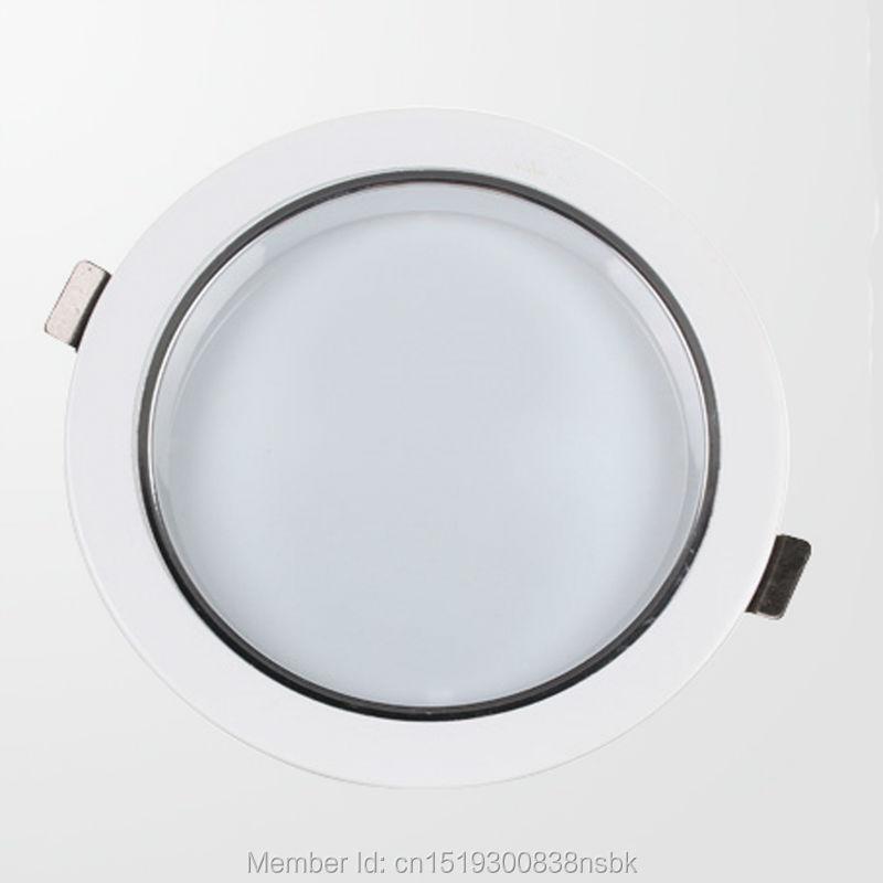 (50PCS / Lot) 100-110LM / W Carcasa gruesa 5W 7W 12W 18W 30W 30W LED - Iluminación LED - foto 4