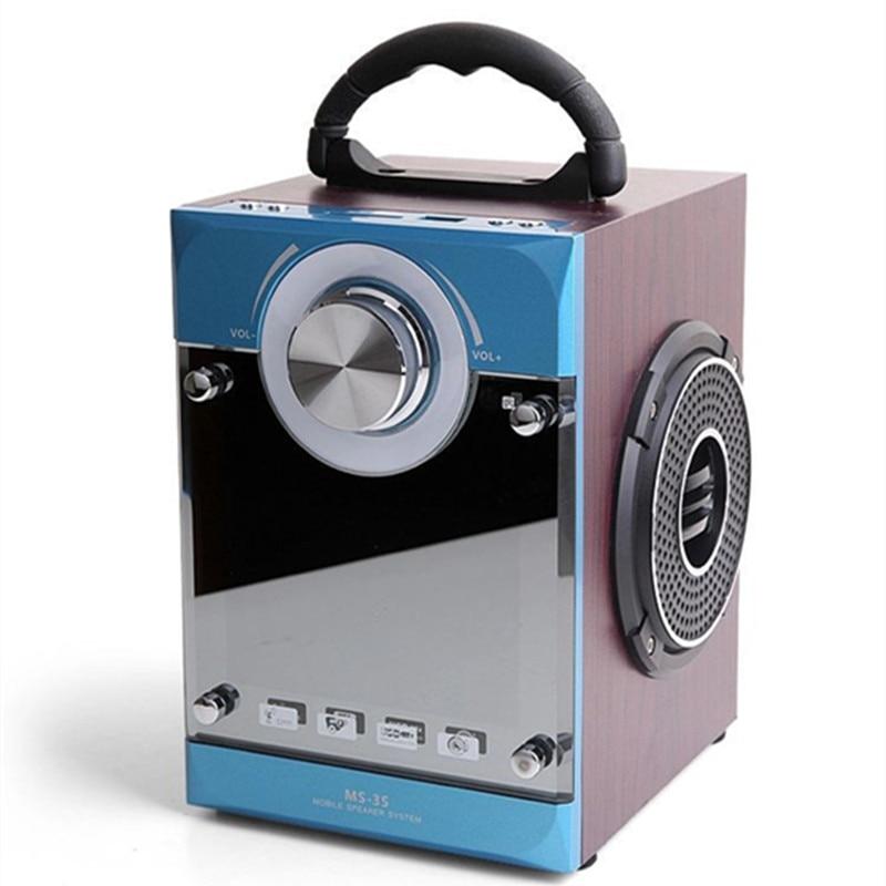 Mobile Multimedia MS 35BT Wireless Bluetooth Speaker ...