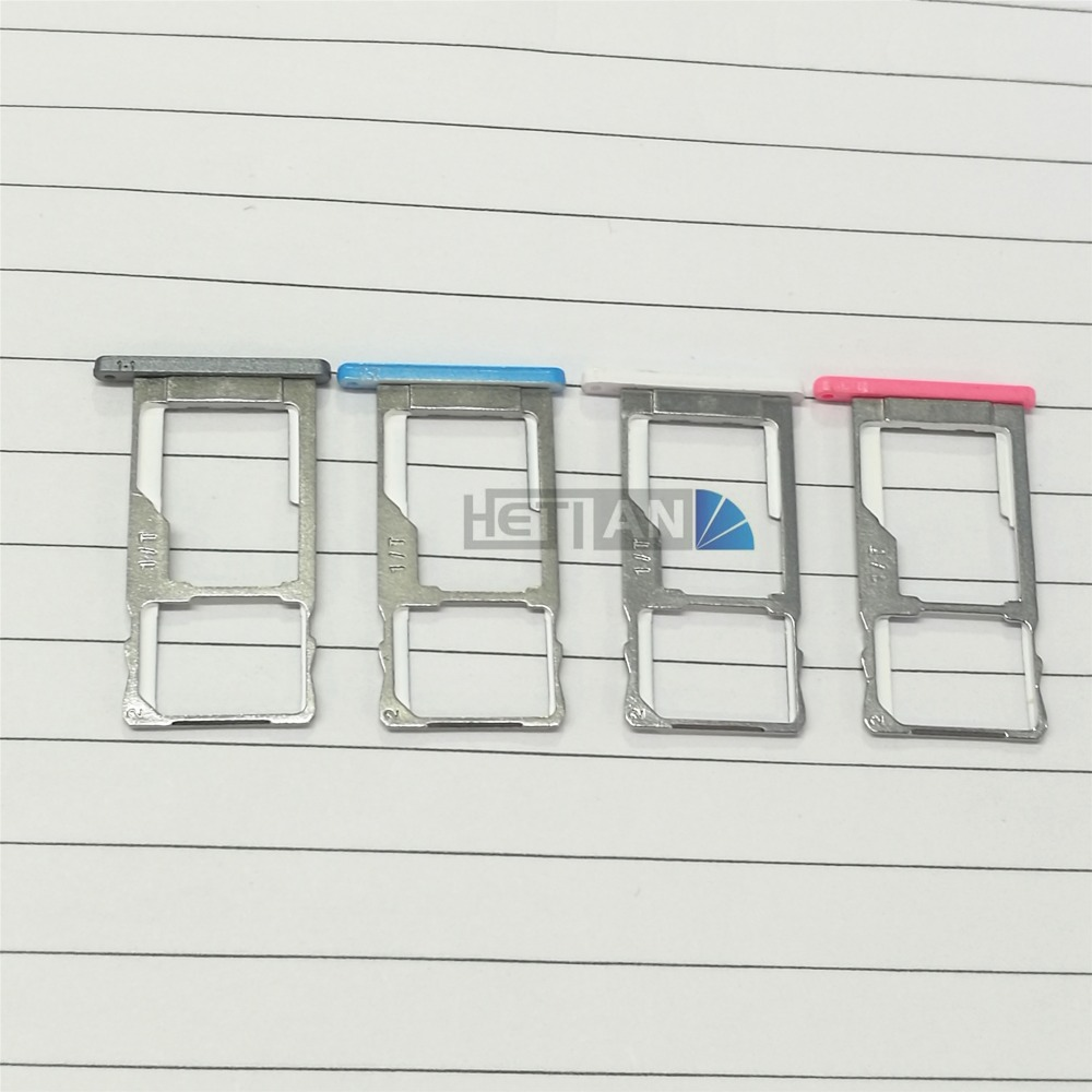 10PCS NEW <font><b>SIM</b></font> Card Slot Holder <font><b>Tray</b></font> Socket Adapter for <font><b>Meizu</b></font> <font><b>M2</b></font> <font><b>NOTE</b></font> Phone Repair Parts image