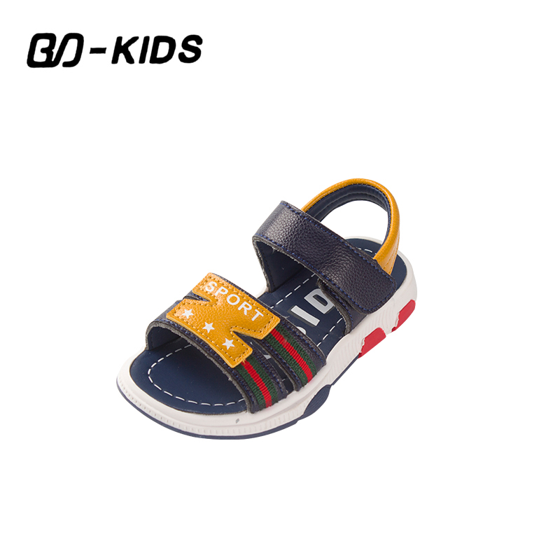 BDKIDS Kids Sandals Summer Beach Sandals For Boy Elastic Outsole Shoes For Kids Soft Gen ...