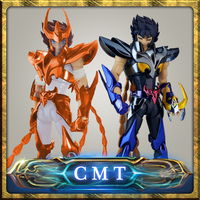 CMT In Stock EX Phoniex Ikki V3 Version Final Cloth EX Metal Armor GREAT TOYS GT