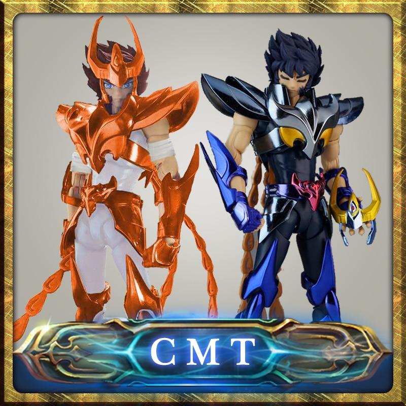 CMT EX Phoniex Ikki V3 OCE Version Final Cloth EX Metal Armor GREAT TOYS GT EX