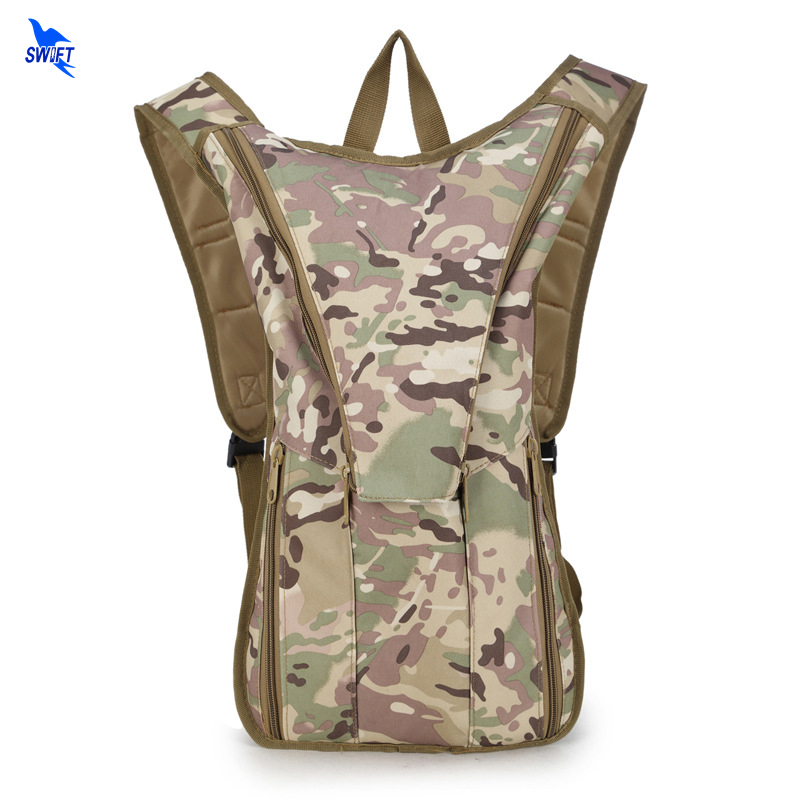 Dual use Waterproof Backpack outdoor sports backpack water bag camping hiking cycling water backpack