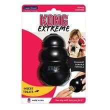 Extreme KONG Экстремальная игрушка для собак с вашим выбором Угощение для собак