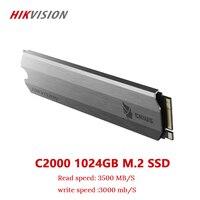 SSD HIKVISION M2 1 ТБ 1024 Гб PCIe NVME C2000 для настольных ПК Ноутбук маленький сервер твердотельный накопитель PCI e Gen 3x4 10 летнюю гарантию