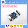 1 шт. CJMCU MICRO USB для UART TTL Модуль 6Pin Serial Converter CP2102 UART STC Заменить FT232 НОВЫЙ для arduino