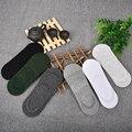 2016 Nueva venta caliente calcetines del barco Stealth calcetines de la nave Calcetines de Algodón de Alta Calidad OL de trabajo ocasionales de Los Hombres de negocios Calcetines