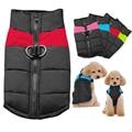 Winter Dog Clothes Coat Waterproof Warm Pet Vest Jacket Chihuahua French Bulldog Clothes Small Dogs roupas para cachorro